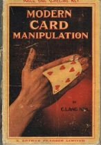 Modern Card Manipulation C Lang Neil